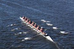 Atlanta Junior Rowing Association royalty-vrije stock afbeeldingen
