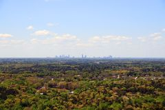 Atlanta la Géorgie Photos stock