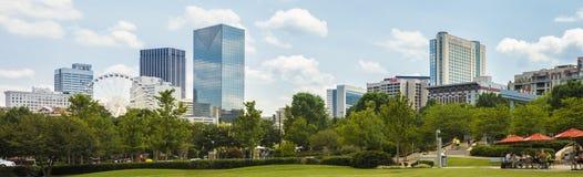 Atlanta, la Géorgie Image libre de droits