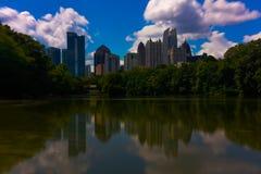 Atlanta, la Géorgie Image stock