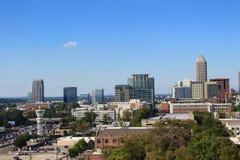 Atlanta Midtown Skyline, USA Stock Photography