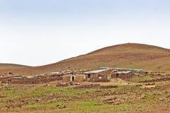 atlanta Morocco wioska Zdjęcia Stock