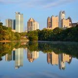 Atlanta's Piedmont Park Royalty Free Stock Image