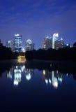 Atlanta's Piedmont Park Stock Image