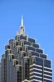 Atlanta-Skyline-Struktur Stockfotos