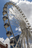 Atlanta SkyView Ferris Wheel Stock Photography