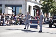 Atlanta-Stolz-Parade Stockfotos