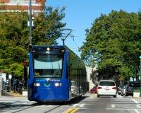 Atlanta Streetcar Royalty Free Stock Image