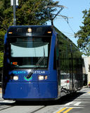 Atlanta Streetcar Stock Photography