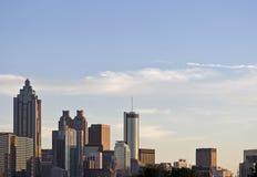 Atlanta van de binnenstad Stock Foto's