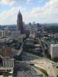 Atlanta van de binnenstad de V.S. Stock Foto's