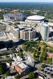 Atlanta van de binnenstad, GA royalty-vrije stock fotografie