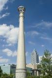 Atlanta-zweihundertjähriger Park stockfotos