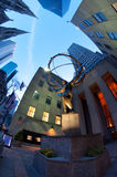 Atlante di New York Fotografia Stock