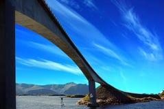 Atlanterhavsvegen. Norway Stock Image