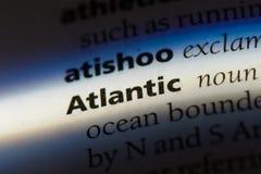 atlantes 免版税库存照片