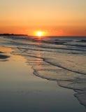 atlantic над восходом солнца Стоковые Фотографии RF