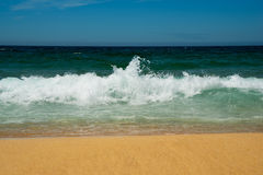 Atlantic Beach, Portugal. Stock Photography