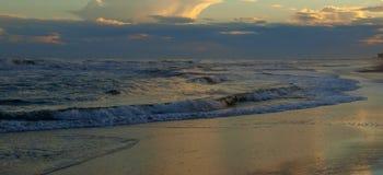 Atlantic Beach Sunset Stock Photos