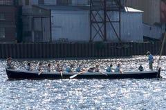 Atlantic Challenge International - Ireland Crew Stock Images