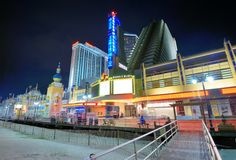 Atlantic City Royalty Free Stock Photos