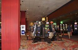 Atlantic City, am 4. August: Kasinoinnenansicht von Atlantic City Erholungsort in New-Jersey Stockfoto