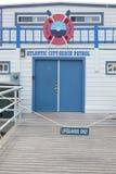 Atlantic City Beach Patrol Royalty Free Stock Photo