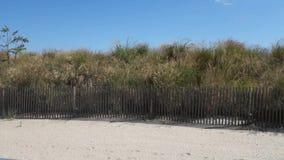 Atlantic City Beachfill stock footage