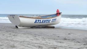 Atlantic City Boat stock video