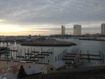 Atlantic City, de V.S. royalty-vrije stock afbeelding