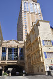 Atlantic City, el 4 de agosto: Casinos y hoteles de Atlantic City en New Jersey imagen de archivo