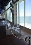 Atlantic City, el 4 de agosto: Interior moderno de la alameda del centro turístico de Atlantic City en New Jersey Imagen de archivo