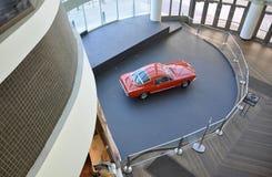 Atlantic City, el 4 de agosto: Interior moderno de la alameda del centro turístico de Atlantic City en New Jersey Imágenes de archivo libres de regalías