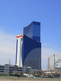 Atlantic City - Harrah's Hotel and Casino Royalty Free Stock Photography