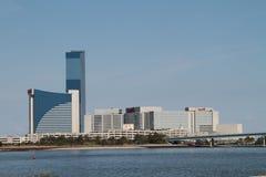 Atlantic City - hotel e casinò di Harrah s Fotografia Stock Libera da Diritti