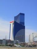 Atlantic City - hotel e casino de Harrah Fotografia de Stock Royalty Free
