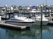 Atlantic City - Jachthaven Disrtict Royalty-vrije Stock Afbeeldingen