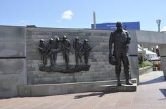 Atlantic City, le 4 août : Mémorial de Guerre de Corée d'Atlantic City dans le New Jersey photos libres de droits