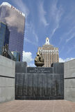 Atlantic City, le 4 août : Mémorial de Guerre de Corée d'Atlantic City dans le New Jersey photographie stock