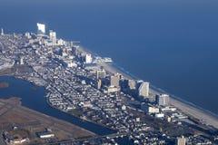 Atlantic City New Jersey Imagen de archivo libre de regalías