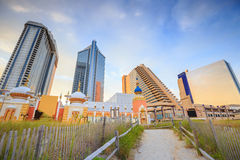 Atlantic City, New Jersey. Stock Image