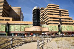 Atlantic City New Jersey, Tropicana-Casino Stock Fotografie