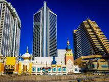 Atlantic city, NJ Stock Photography