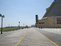 Atlantic City, NJ USA. Boardwalk on 06/10/2015. Г. Stock Photos