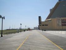"""Atlantic City NJ USA Strandpromenad på 06/10/2015 Ð """", Arkivfoton"""