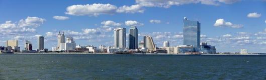 Atlantic City Panoramic Stock Photography