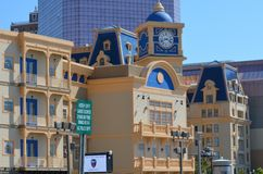 Atlantic City. Town is neighbourhood, downtown and cinema, movie theater, movie theatre, movie house, picture palace royalty free stock photos