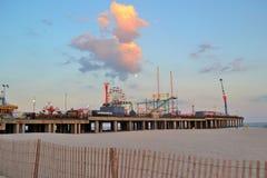 Atlantic City van New Jersey Stock Afbeeldingen