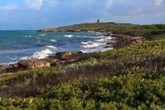 Atlantic coast. Cayo Guillermo. Cuba Royalty Free Stock Image