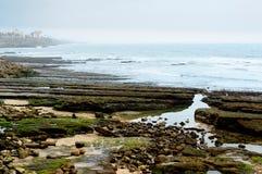 Atlantic coast, Cascais, Portugal Royalty Free Stock Photo